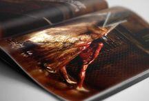 Mein Krams /  Editing, Editorial, Digital, 3D & Traditional Art