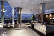 Wnętrza ♥ / Apartamenty. Hotele. Luksusowe. Nowoczesne. Aranżacje.