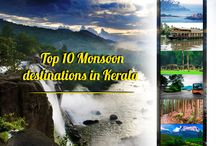 Top 10 Monsoon destinations in Kerala you must visit