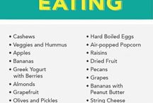 Snacks for healthy eating