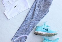 lazy/athletic outfits / outfits that can be both lazy or athletic