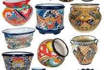 Mexican pottery