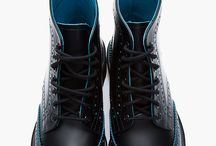 Dark n blue / Boot