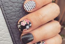 Jamberry  - Inspiration / Yay nails!!! / by Katherine Parys - Independent Jamberry Consultant
