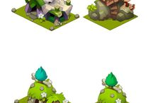 isometric game art
