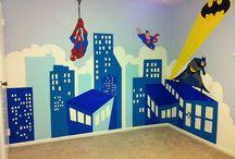 Ashton's room ideas  / by Amanda Daiss