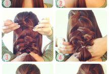Sylwestrowe DYI  / Jak w łatwy sposób, stworzyć niepowtarzalną Sylwestrową fryzurę!
