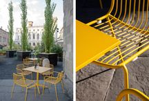 Design - Outdoor cafe