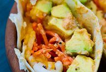 Vegan Recipes / by Stephenie Whittington