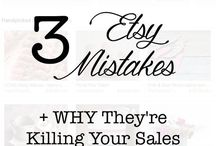 Etsy Tips / Tips for Selling on Etsy, Etsy Selling Tips and Ideas