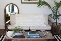 styling: coffee tables