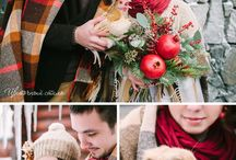 svatba zima