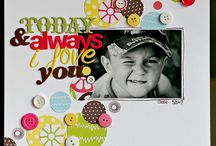 Scrapbook Layouts / by Jennifer Kozar