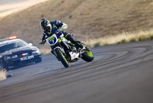 Drifting / Motorcycle drift, car drift