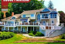 Connecticut House Painters LLC   Waterford CT / Www.connecticuthousepainters.com