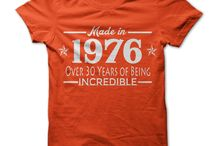 Born in the 70s T-Shirts / Were you born in the 1970s? Then we have the perfect tees for you. Custom and one-off tee designs quickly printed - info@theteemerchant.com