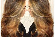 Hairstyle / Balayage