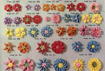how to make icing flowers