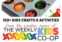 Kids crafts and activities / DIY