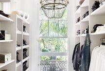 Closets / Dreamy Closets