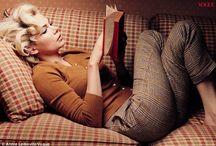 Shh...Reading / 美麗的模樣