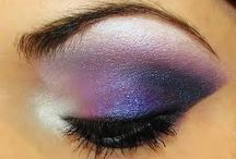 makeup. / by Mary Justice- Blanton