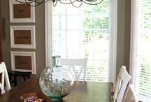 Dining Room / by Jena Markle