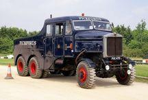 Engelska Trucks 6x6