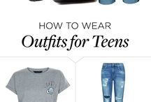 Tumbler Outfits For Teens