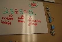 Math- Multiplication & Division