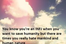 Get out of my head. / INFJ