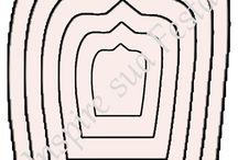 kytka z papíru 3