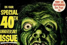 Famous Monsters of Filmland / by Russell Hooten