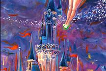 Disneyworld and All Disney Themeparks / by Tom Susi