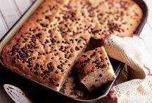 Breakfast Type Cakes/Cookies
