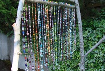 Crafts: Wind Chimes, Spinners, & Sun Catchers / by Ann Leete
