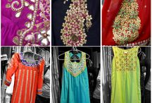 Gota Patti Embroidery