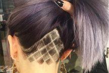 vyholene vlasy