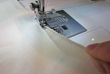 machine stitch