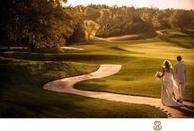 Golf Course Wedding Inspiration!