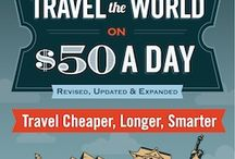 Travel / Ideas for travelling cheaper and well-prepared
