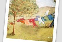 VARAIS DO MUNDO TODO / Blusas, calças , vestidos saias,meias, dançando pelo ar,majestosas coloridas, lençois,mantas, varais de roupa poesia de mulher. Eu amo varais de roupa.