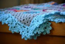 Crochet Edging / by Catherine Kaiser