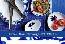 Paola Navone Pin&Win Sweepstakes