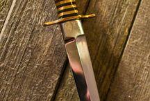 Ножи / нож командос скорпион