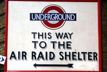 WW2 Air Raid Shelters & Allotments