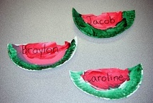 Paper Plate Ideas / by Michelle Rodwell