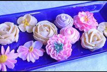 buttercream  roses yolanda