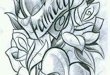 tatouages/dessins