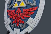 LEGO Videogame mocs / Check out all these LEGO creations inspired by videogames!